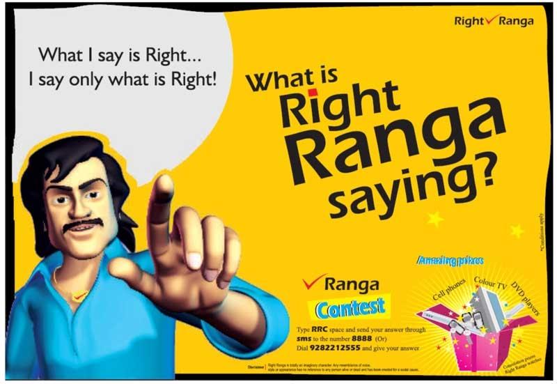"""R""ight Ranga"